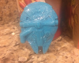 Star Wars look alike melt and pour soap