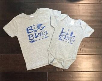 Big Bro/Lil Bro Shirt