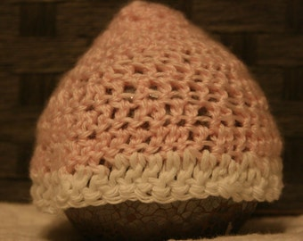 Baby Girl or Baby Boy Crochet Hat