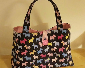 Scotty Dog Handbag