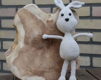 Stig the Rabbit Amigurumi