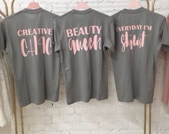 T-shirt for Beauty and Creative Chic