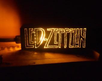 LED ZEPPELIN LAMP
