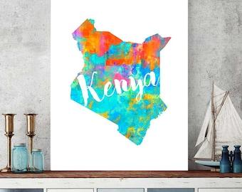 Africa Kenya Etsy