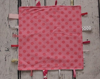 Sensory/Security Taggie Baby Blanket