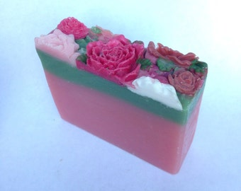 Baby Rose Soap