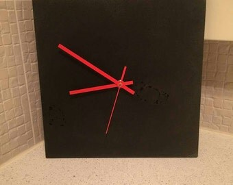 Paver Clock