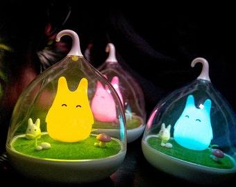 Totoro LED night light UK SELLER