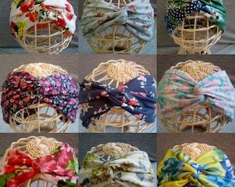 Turbans flowers