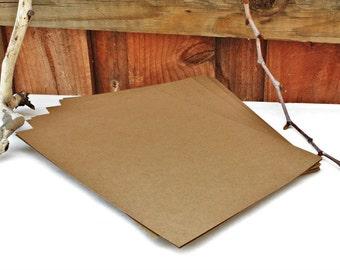 25 Sheets 8.5x11 Kraft Cardstock Paper/65lb Cardstock/176 gsm Cardstock/Brown Recycled Cardstock/Card Making/Scrapbookings/8.5x11 Cardstock