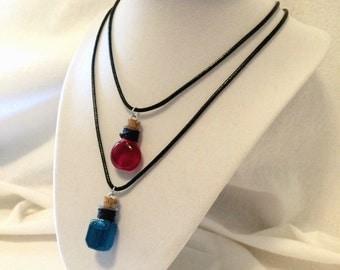 Health & Mana Necklace set