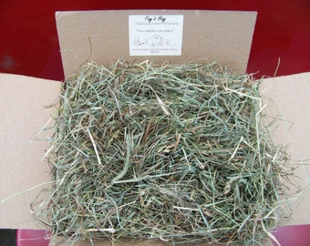 5 lb PREMIUM 1st Cut Timothy/Orchard Grass RABBIT, CHINCHILLA, Guinea Pig, Gerbil & Hamster Hay