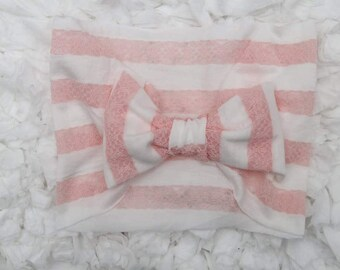 White and Pink Lace