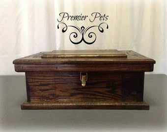 Small Pet Casket-Unlined