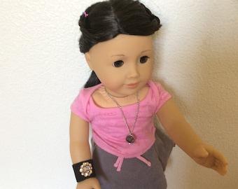 American girl doll mag 25