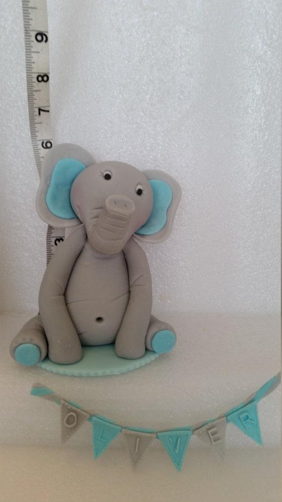 Edible Cake Images Elephant : 6