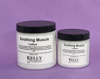 Soothing Muscle Lotion