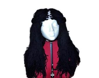 Dwarven Yarn Wig