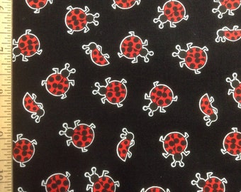 Exclusively Quilters      Ladybugs