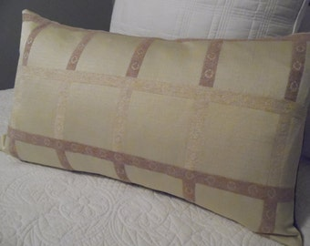 16x26 Plum. Cream Pillow Covers. PLUM. Upholstery Weight Plum Pillow Covers. Product ID# P0136. P0154