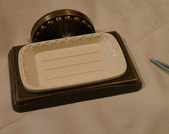 vintage soap dish decorative soap holder american tack and hardware soap display stand