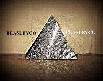 "original photograph/ photoshop ""Gold Mold"" symbolism photograph print"
