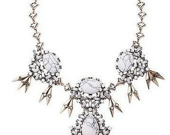 Louvre Statement Necklace
