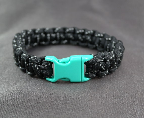 Reflective #550 Paracord Dog Collar