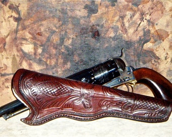 1860 Army Historical Leather Holster