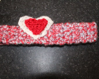 Heart headband-love-girls-baby gift-baby shower gift