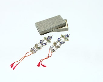 Vintage Jewelry with Semi Precious Stones