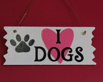 Ornamental Hanging Sign