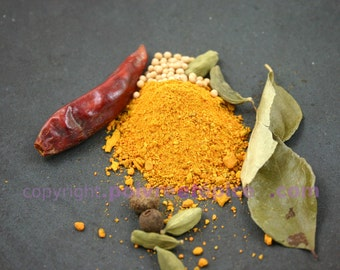 TURMERIC KERALA, medium ground