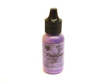 Ranger Vintaj patina 15ml bottle Opalite purple violet