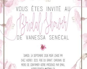 Bridal shower - Bridal