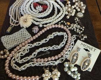 Pearl Jewelry Items