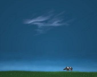 Daisy's Dander Mounted