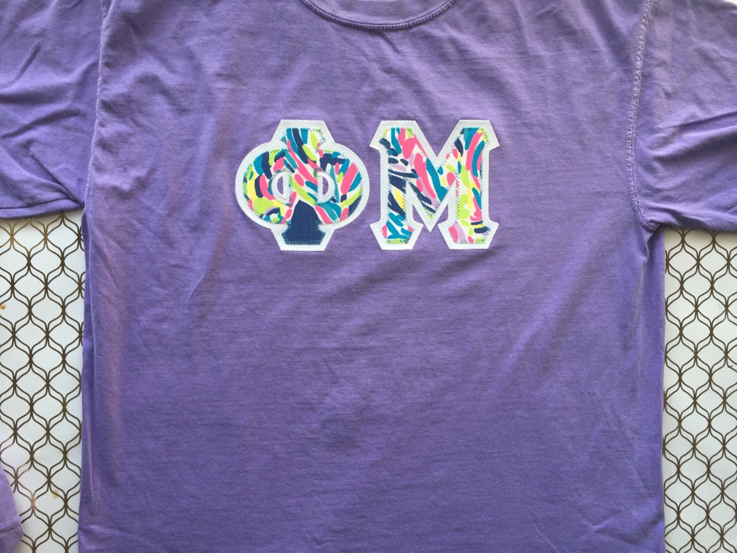 lilly pulitzer comfort colors greek letters sorority lilly pulitzer lilly pulitzer sorority letters