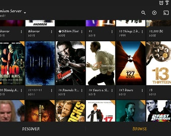 IPTV Plex 1 year subscription PPV,Movies on demand , Live TV