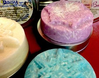 LUSHIES  Shampoo Bars~Organic Argan oil ~PRO V~Conditioning ~