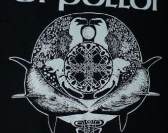 OI POLLOI back patch