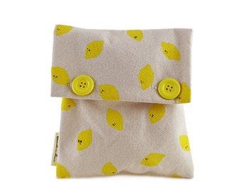 Bag keeps - all my lemon - my lemon tree