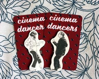 Mia Wallace & Vincent Vega - DOUBLE - CINEMA DANCERS Series #1