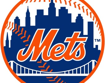 New York Mets MLB Decal/Sticker