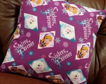 Frozen Princess Pillow