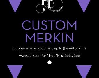 Custom Merkin