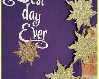 Tangled-Inspired Tshirt (Disney-Inspired!)
