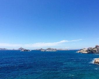 Marseille... Sea view...