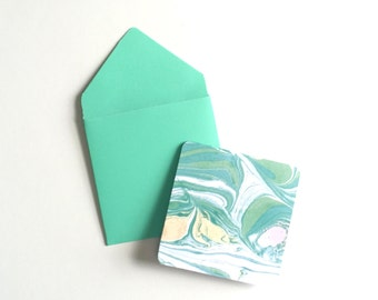Mini cards, small note cards, lunchbox notes, gift tags, love notes, lunch notes, gift cards, bouquet cards
