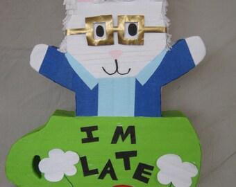 Alice in Wonderland Themed Piñata